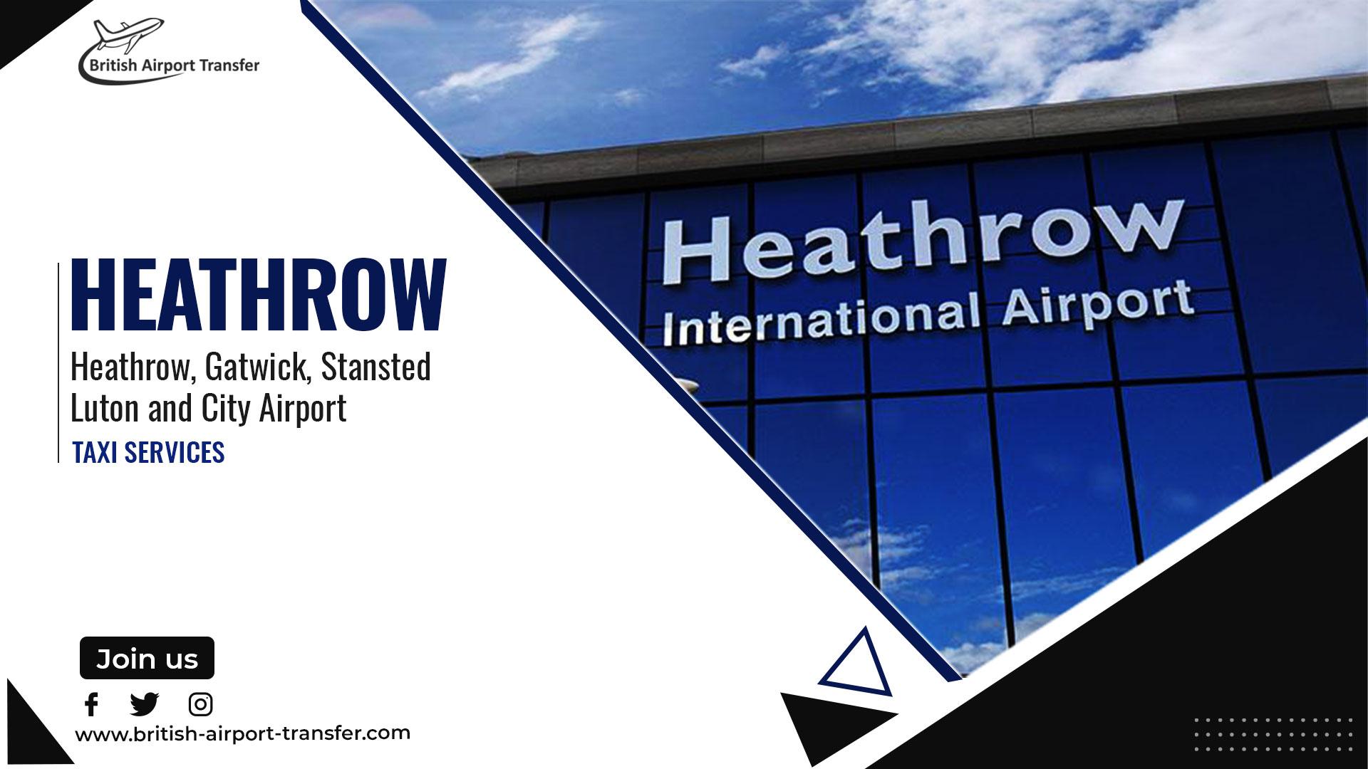 Heathrow Taxi Service