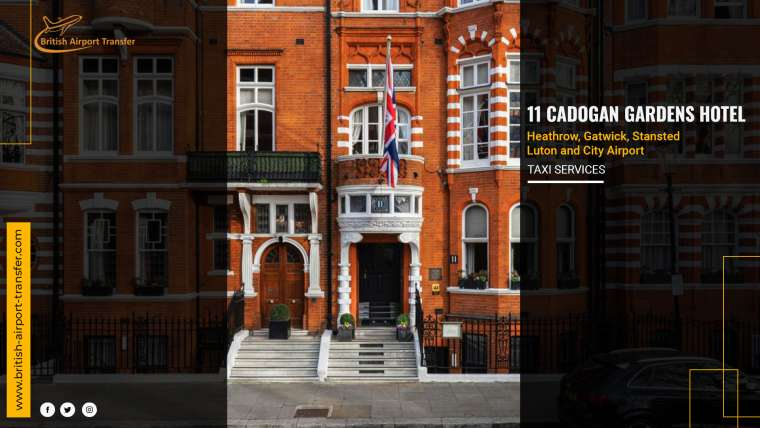 Taxi Service – 11 Cadogan Gardens Hotel / SW3 2RJ