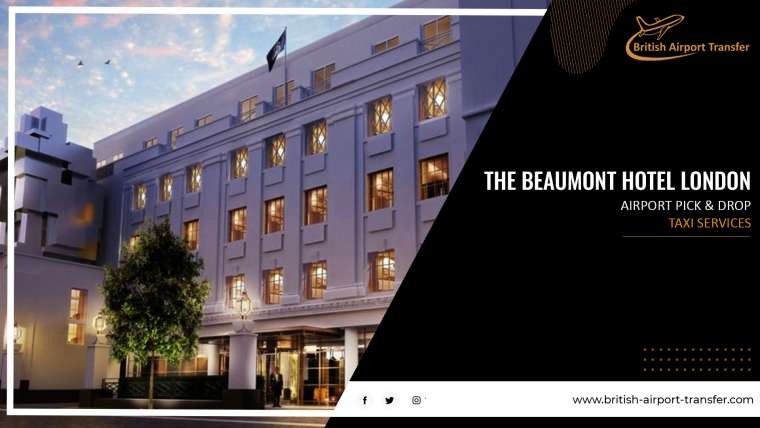 Taxi Cab – The Beaumont Hotel London / W1K 6TF