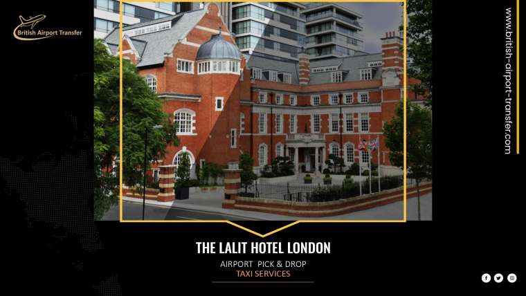 Taxi Cab – The Lalit Hotel London / SE1 2JR