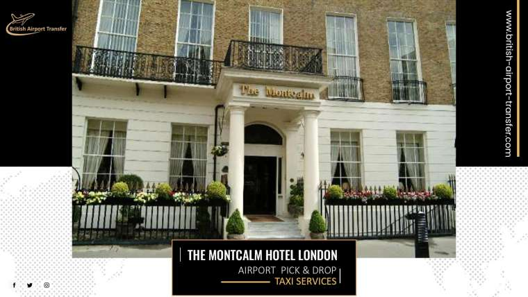 Taxi Cab – The Montcalm Hotel London – Marble Arch / W1H 7TN