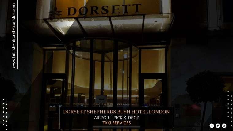 Taxi Cab – Dorsett Shepherds Bush Hotel London / W12 8QE