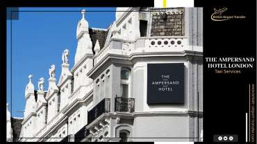 Taxi Cab – The Ampersand Hotel London / SW7 3ER