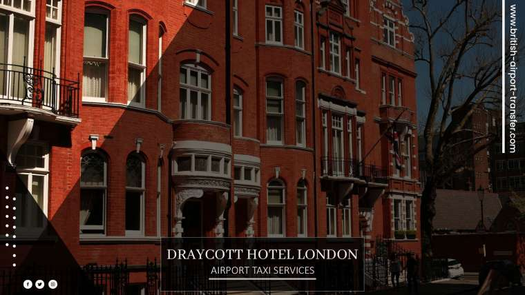 Taxi Cab – The Draycott Hotel / SW3 2RP